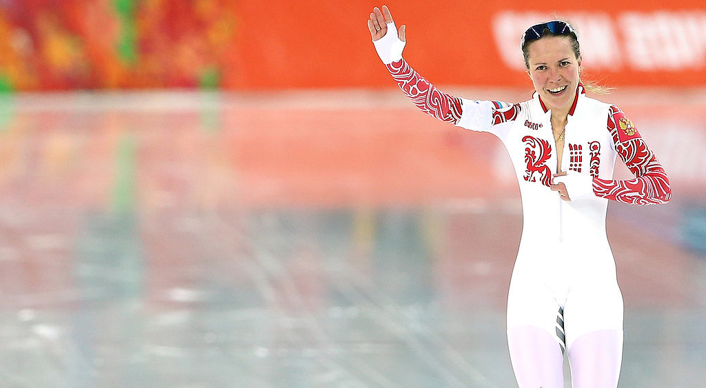 This Speed Skater Completely Forgot She Had Nothing Underneath Her Uniform