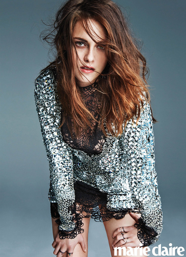 "Kristen Stewart Has ""No Idea"" What She's Doing"