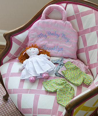 My First Baby Doll Play Bag