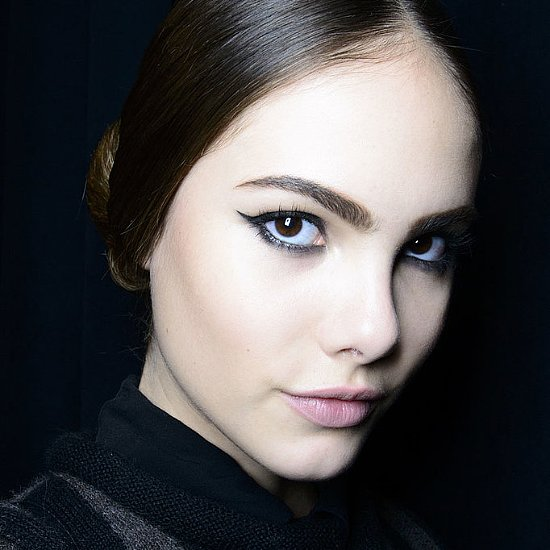 Bold Eyebrows Trend at Fall 2014 New York Fashion Week