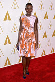 Lupita Nyong'o at the 2014 Academy Awards Nominees Luncheon