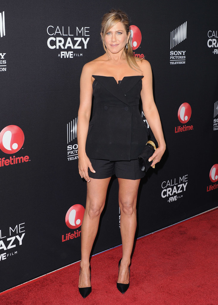 Jennifer Aniston Red Carpet Style
