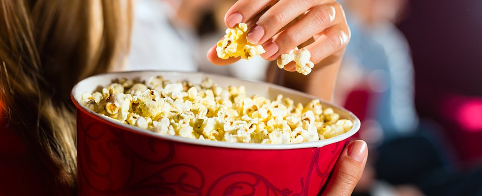 Calories in Popular Movie Snacks