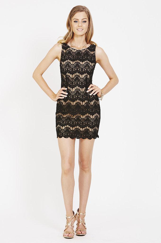 The Little Lace Dress
