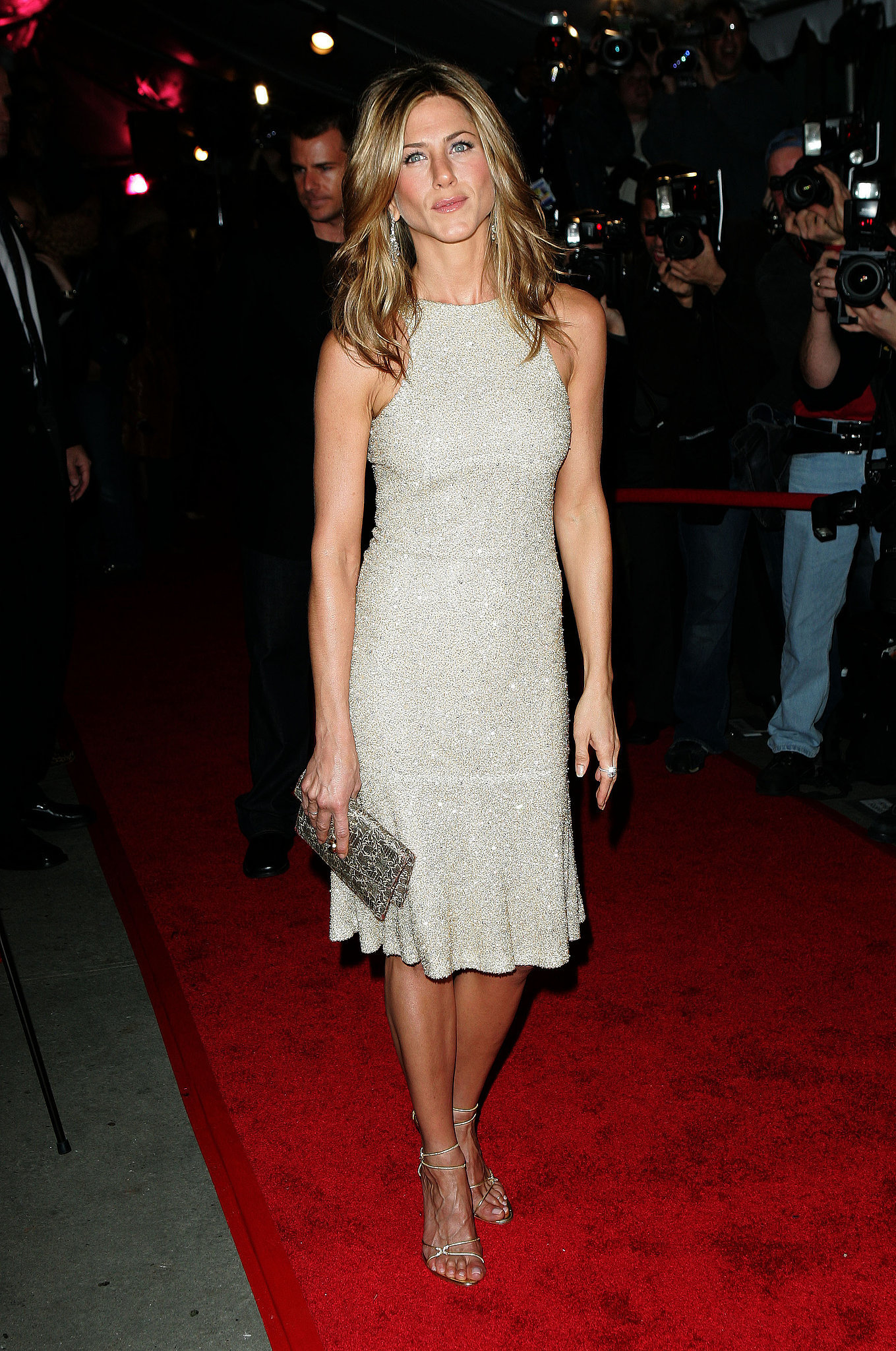 Jennifer Aniston Style How Jennifer Aniston Went From Friend To Fashion Fatale Popsugar Fashion