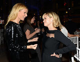 Gwyneth Paltrow chatted with Reese Witherspoon.