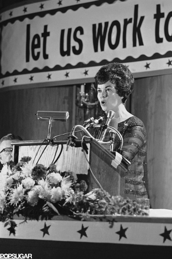 Following a brief return to acting with two television series, Shirley began to focus on politics. She became increasingly active in the Republican Party, which wasn't short of movie stars-turned-politicians as Ronald Reagan was elected as the governor of California in 1967. Shirley was a close friend of Ronald, and the two had even starred in 1947's That Hagen Girl, one of Shirley's unsuccessful projects during her teen years. In 1967, Shirley ran in a special election for California's 11th congressional district. However, she lost to Republican Pete McCloskey after she voiced her support for the Vietnam War.