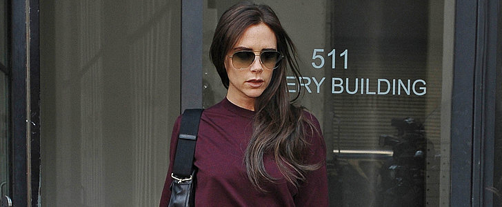 Why Victoria Beckham Canceled Her Second NYFW Show
