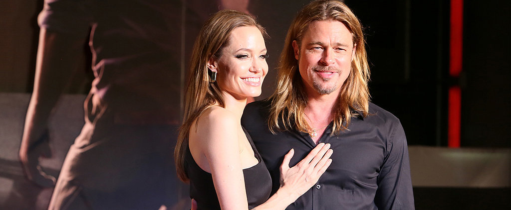Brad and Angelina Sure Know How to Keep Things Spicy