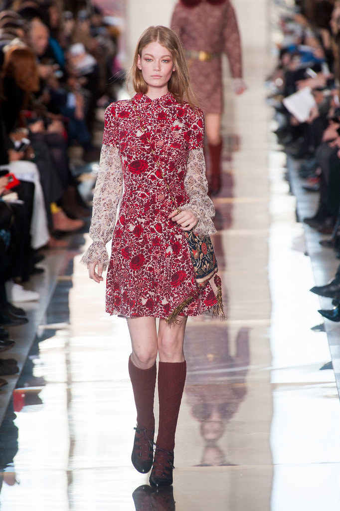 Tory Burch Fall 2014