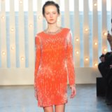 Jenny Packham Fall 2014 Runway Show | New York Fashion Week