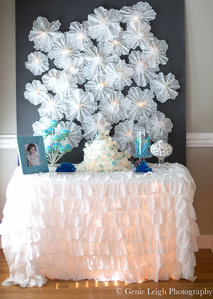 Disney Frozen Birthday Party Ideas POPSUGAR Moms