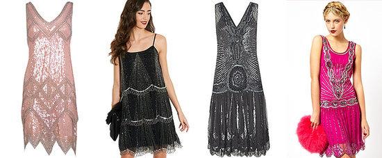 6 robes rétro pour une soirée à thème Great Gatsby !