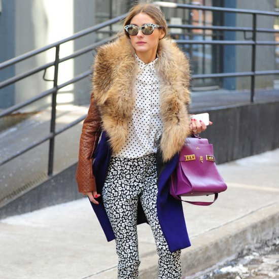 Outstanding Olivia Palermo's Leopard-Print Banana Republic Pants 550 x 550 · 65 kB · jpeg
