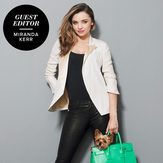 Miranda Kerr Shares Her Stylish Picks For the Season!
