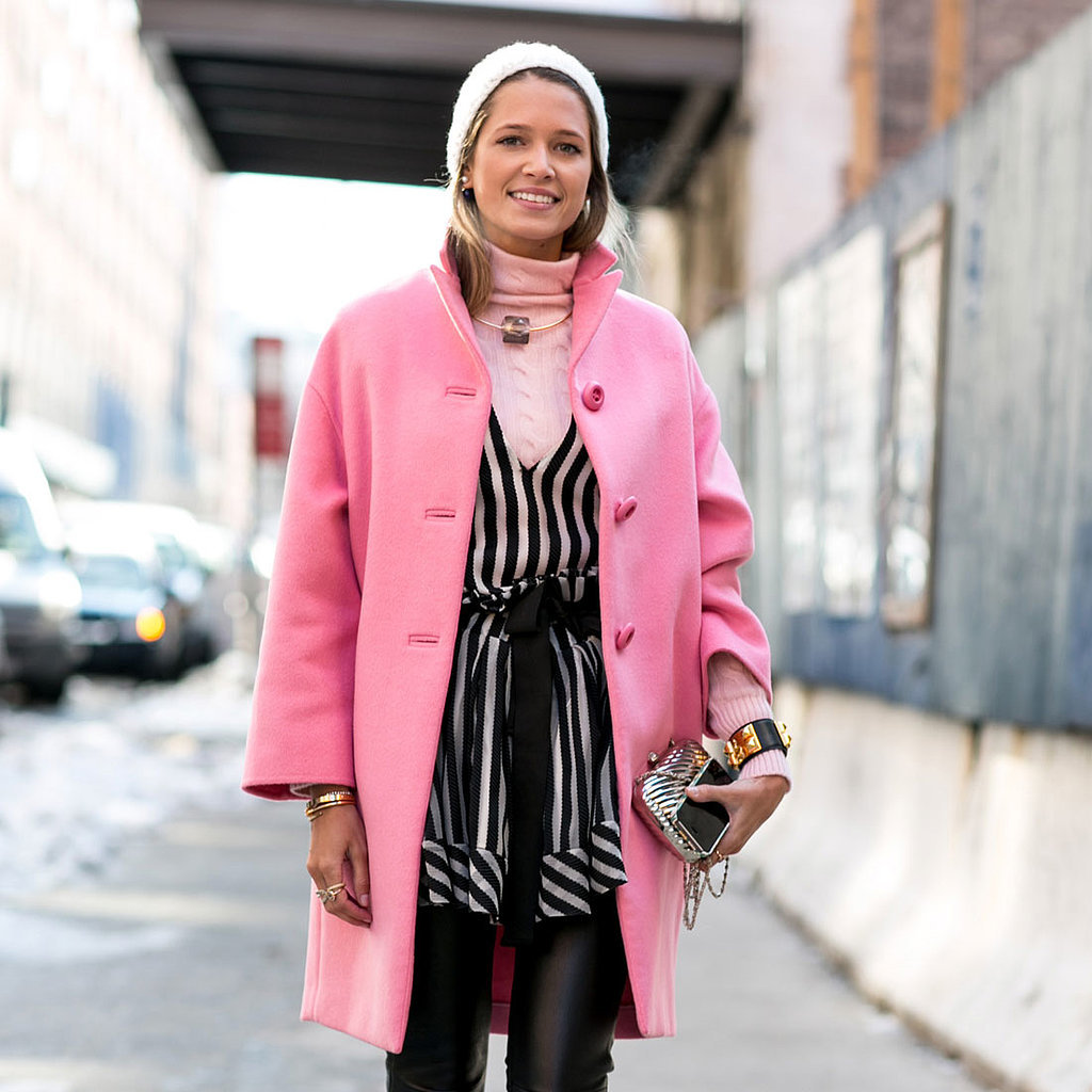 These Street Style Pros Are Totally Channeling Valentine's Day