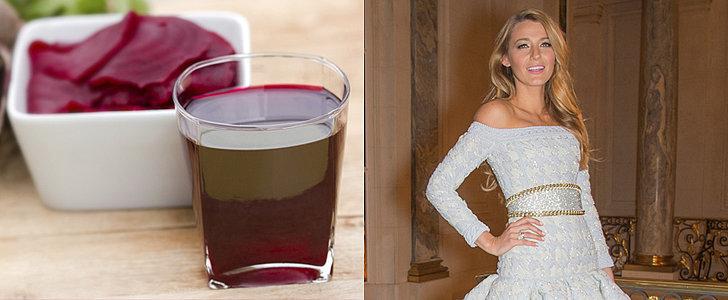 "Blake Lively's ""Intoxicating Detoxification"" Juice Makes a Perfect V-Day Toast"