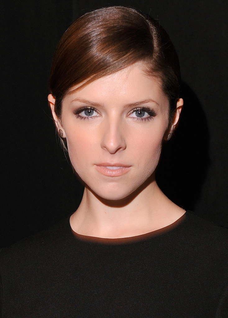 Anna Kendrick at J. Mendel