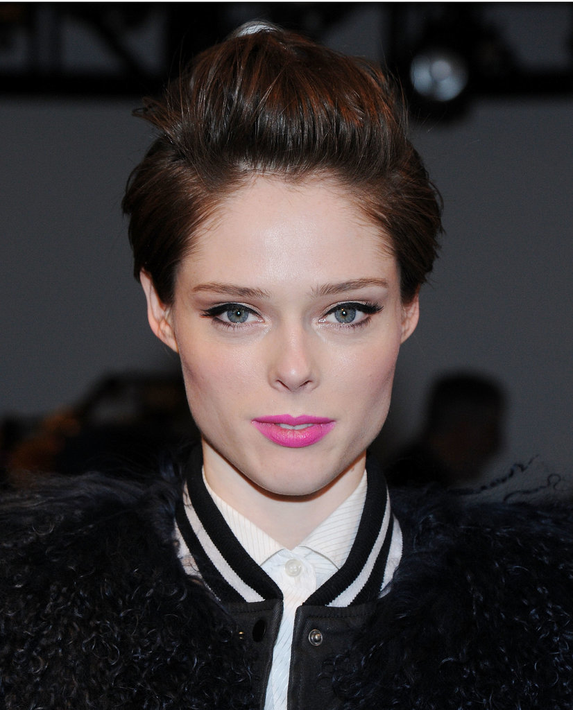 Coco Rocha at Jeremy Scott