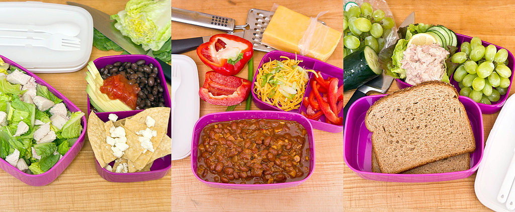 Delicious and Portable Lunches to Make This Week