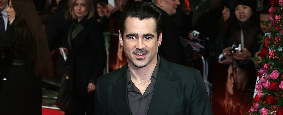 "Colin Farrell: Sober Sex Was ""Terrifying"""
