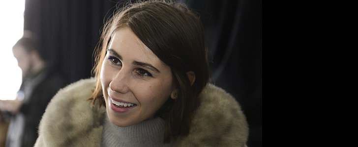 Zosia Mamet Explains How to Look Good in a Blizzard