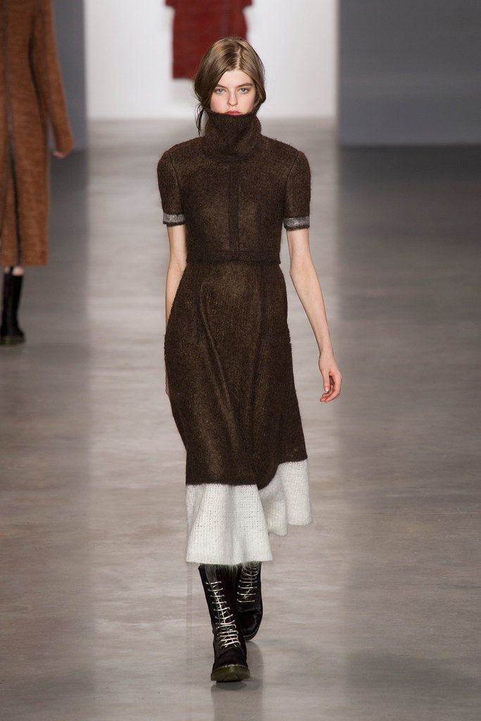 Calvin Klein Collection Fall 2014