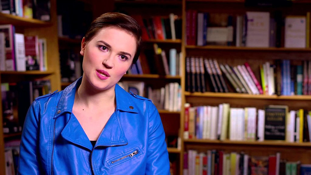 Veronica Roth on what she loves about Divergent fans