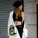 Crazy Fashion Week Street Style Fall 2014