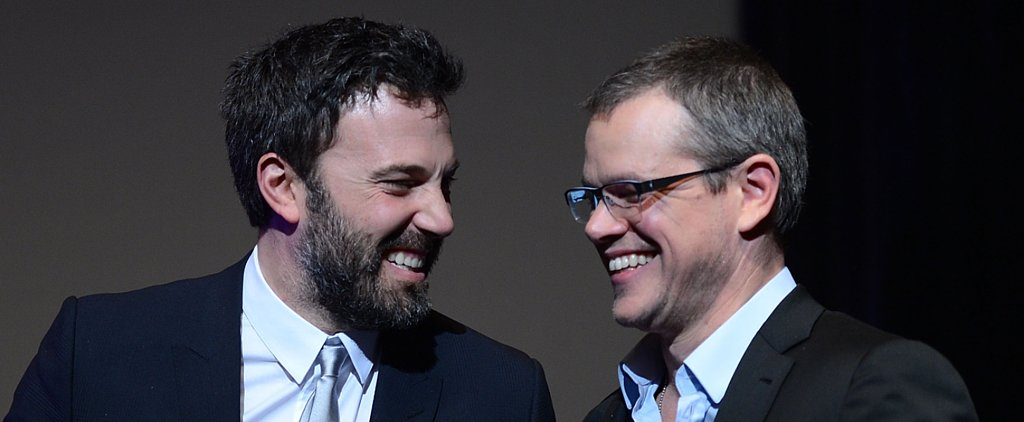 Why Are Ben Affleck and Jimmy Kimmel Mocking Matt Damon?