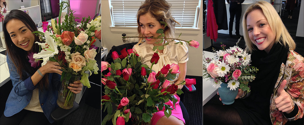 What POPSUGAR Looks Like on Valentine's Day