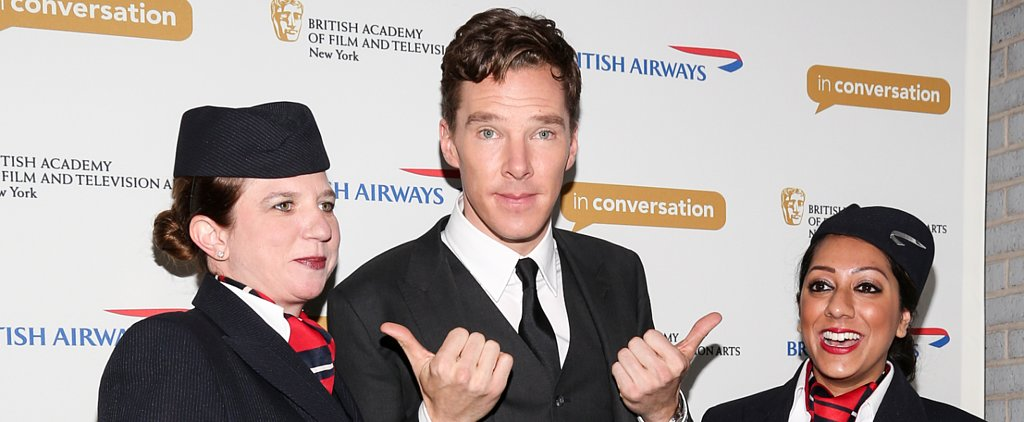 "Benedict Cumberbatch: Social Media Would ""Probably Ruin"" My Life"