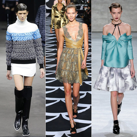 Best Runway Looks at New York Fashion Week Fall 2014