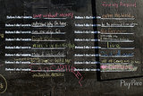 "A panel of the original ""Before I Die"" wall in New Orleans. Photo courtesy of CandyChang.com"