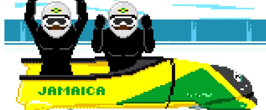 The Jamaica Bobsled Team Has a Theme Song, and It's Great