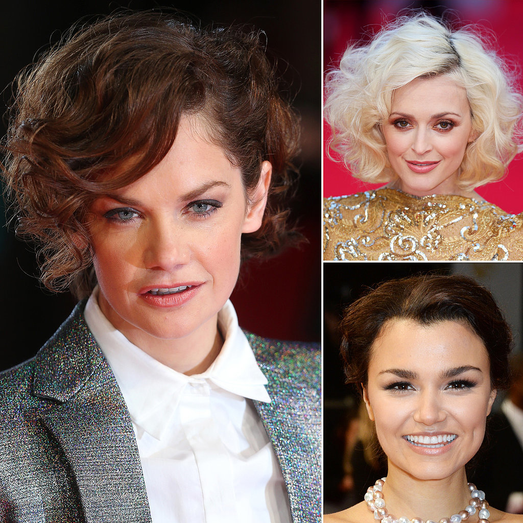 The Best British BAFTA Beauty Looks