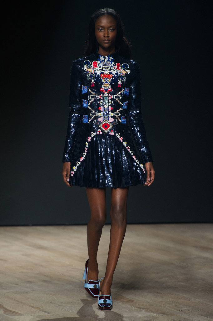 Mary Katrantzou Fall 2014