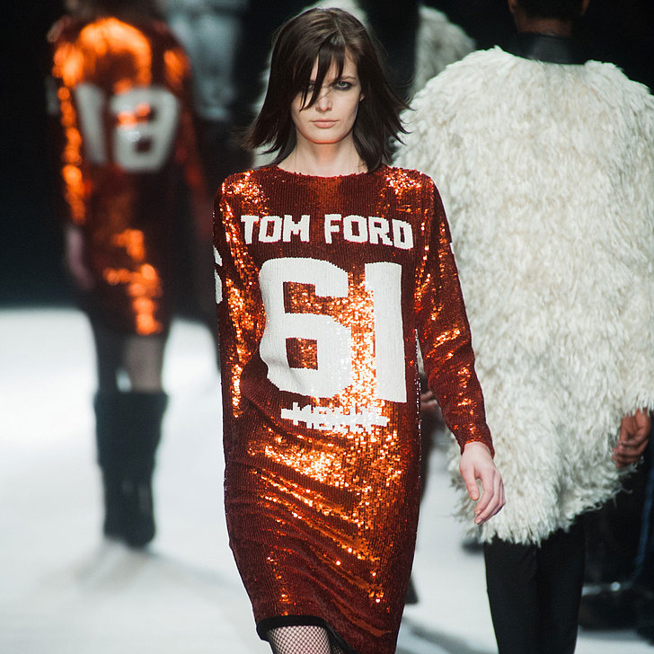 Molly Who? See Tom Ford's Tongue-in-Cheek Runway Joke