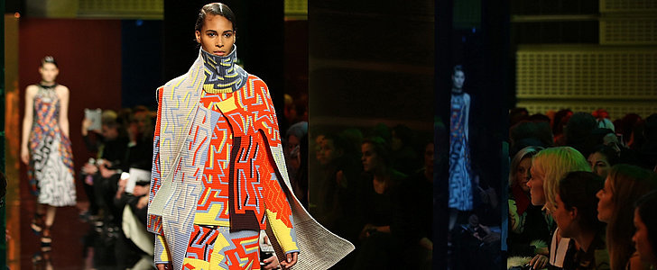 Peter Pilotto Is Print Perfect at London Fashion Week