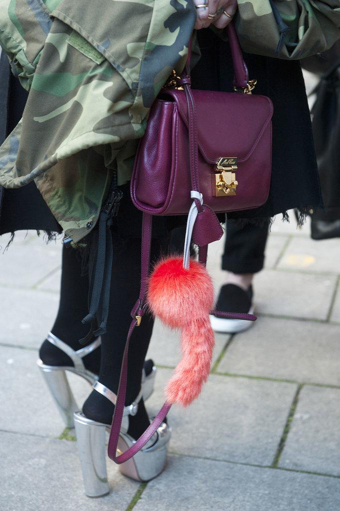 Accessories on accessories on accessories.