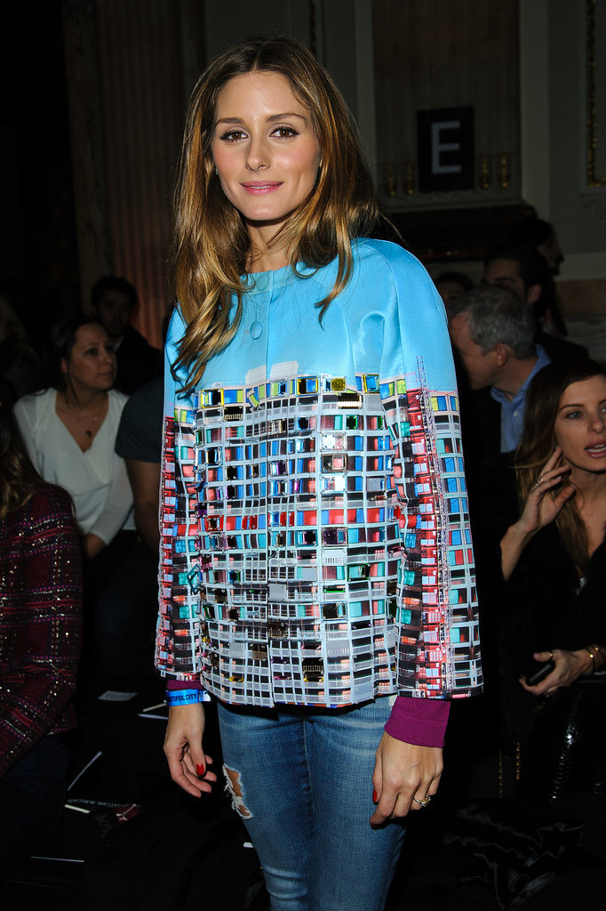 Olivia Palermo at Matthew Williamson