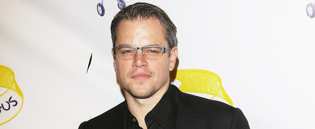 Matt Damon Sent a Very Cheeky Fax to Ben Affleck
