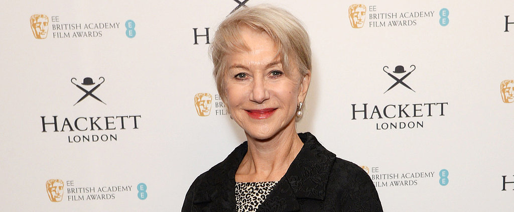 Helen Mirren: Prince William Doesn't Seem Like Royalty