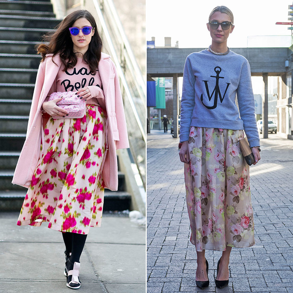 This Street Style Trend Is Totally Transcontinental