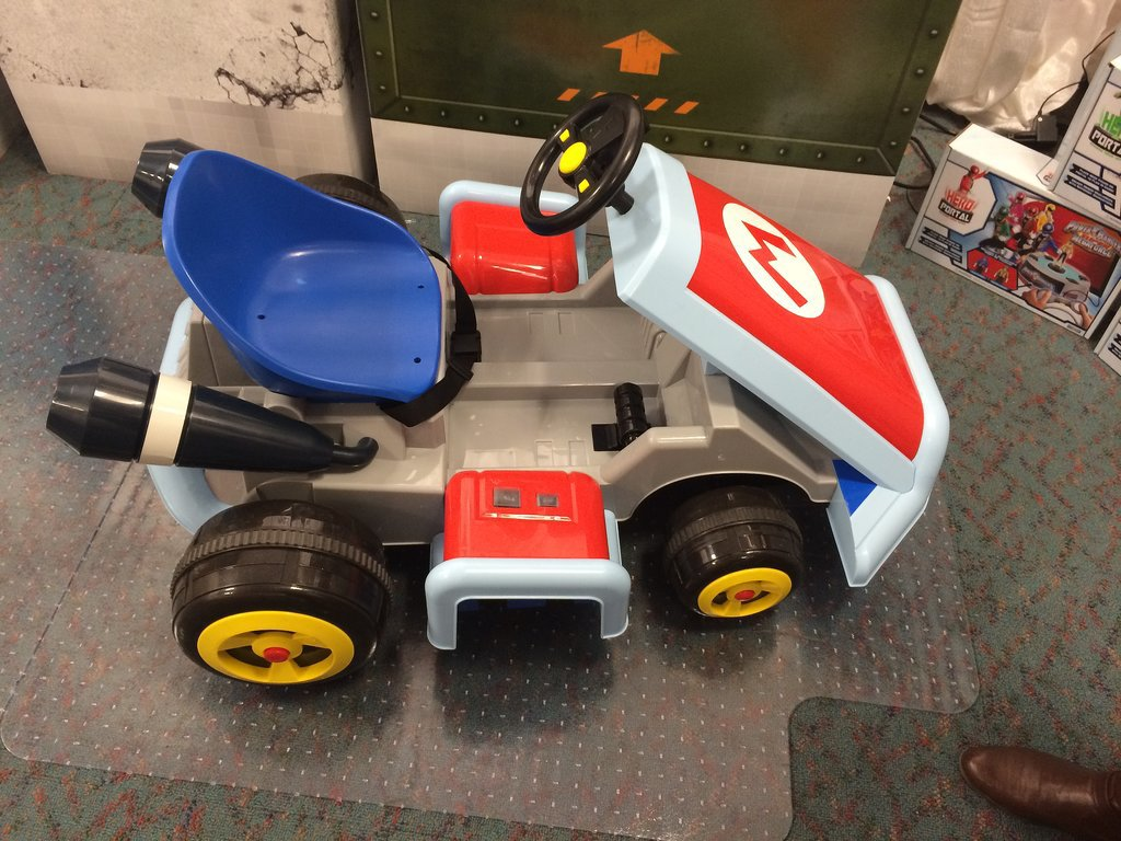 Nintendo Ride-On Toy