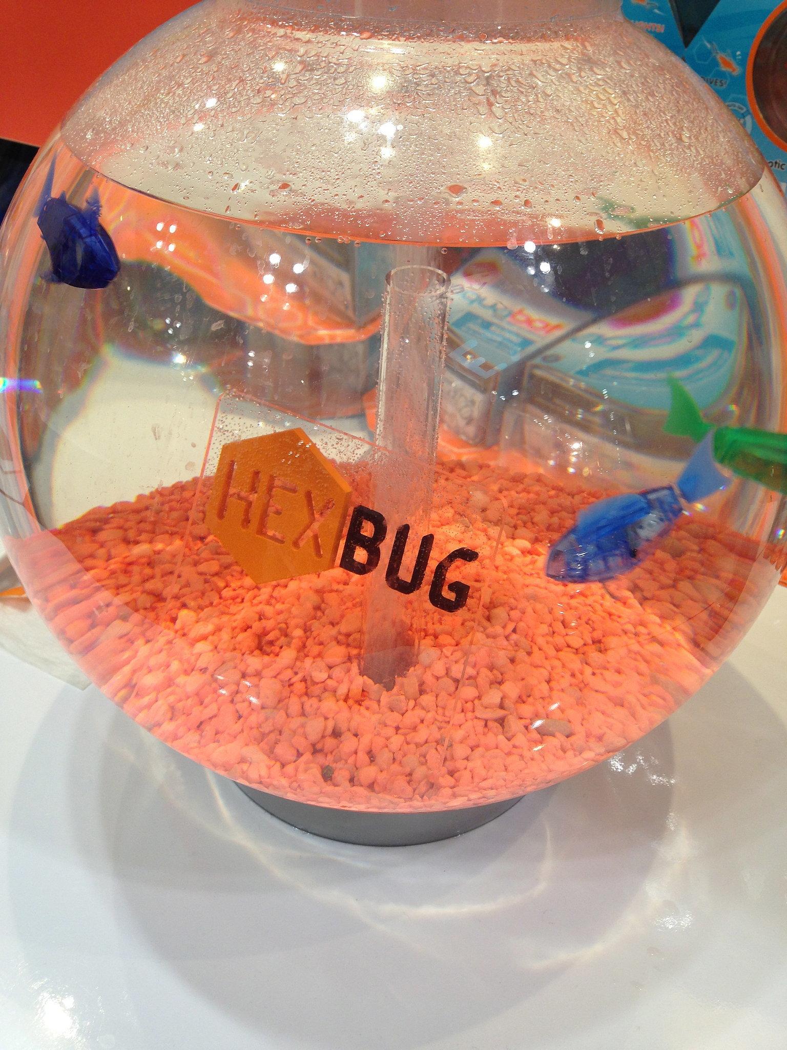 Hexbug's Aquabots