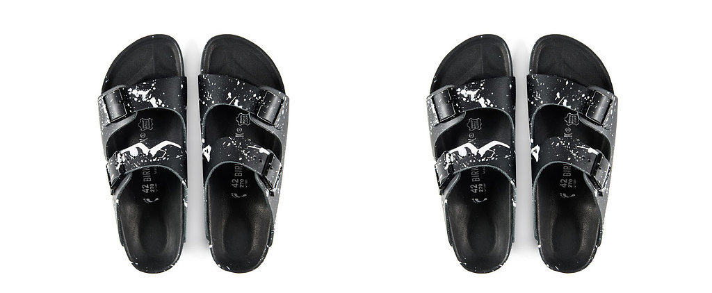 These Birkenstocks Are Like Wearable Art