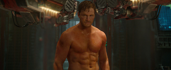 Chris Pratt's Unbelievable Abs Aren't Even the Best Part of This Trailer