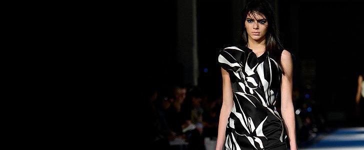 How Kendall Jenner Won London Fashion Week