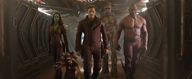 The Guardians of the Galaxy Teaser Has Landed